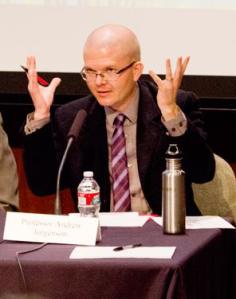 Sociology Professor Andrew Jorgenson