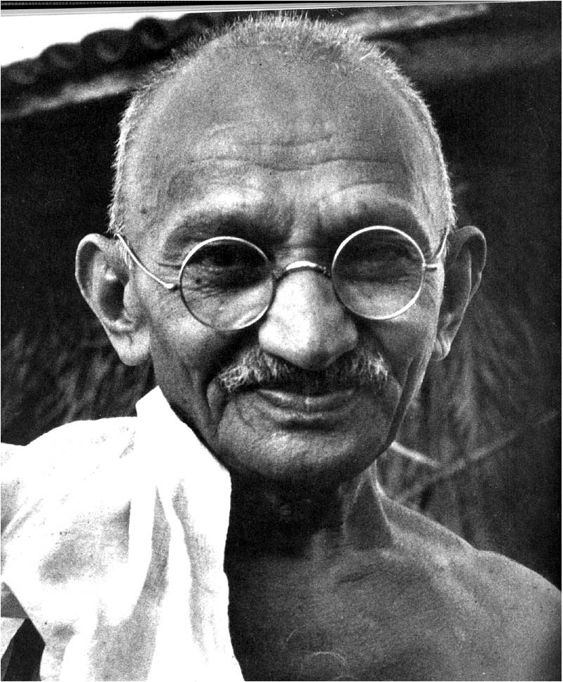 gandhi and sustainability If the principle of sustainability was to be practically implemented globally by gandhi and hitler, how differently would these both accomplish it.
