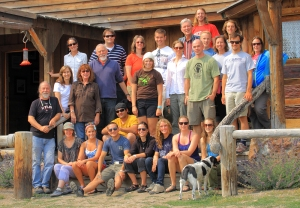 Environmental Leadership Course, Centennial Valley, MO