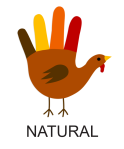 turkey-natural