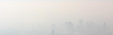 Salt Lake's toxic inversion. By Tim Brown/Flickr.
