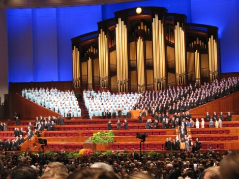 """LDS Conference Center"" by whistlepunch, http://bit.ly/1dYO3EY"