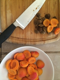 slicedapricots