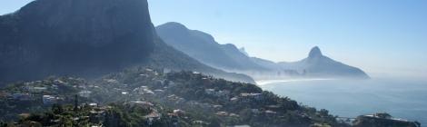 Joatinga e São Conrado Districts. Rio de Janeiro, Brazil. Photo by Rubem Porto Jr/Flickr, Creative Commons.