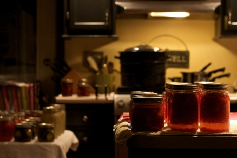Canning at home can be a rewarding way to access fresh fruits and veggies year round. Photo by Chiot's Run/Flickr