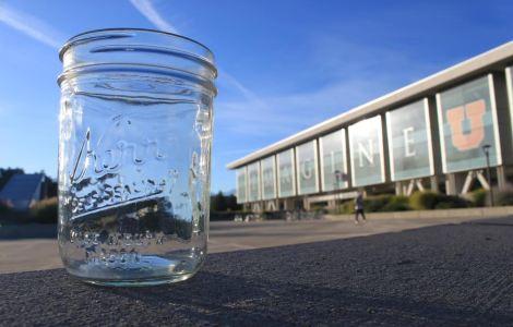 The ever-so-useful Mason jar.