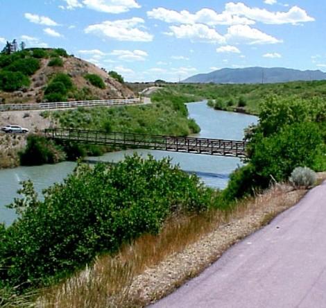The Jordan River Photo: www.utahcounty.gov