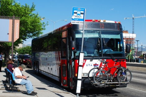 UTA bus