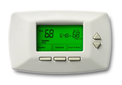 Turn down your thermostat to 68 degrees in the winter for serious energy savings.