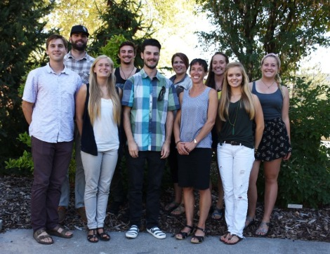 Meet the Fall 2015 Sustainability Leadership Committee