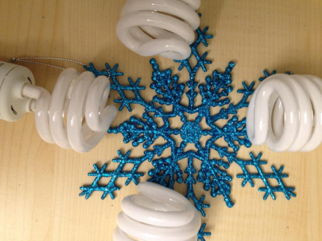 Compact fluorescent lamp (CFL) are more energy efficient than incandescent light bulbs