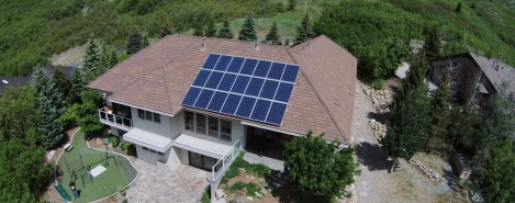 Join the U Community Solar campaign to see more rooftop panels across Salt Lake.