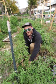 Garden preparation includes pruning too!