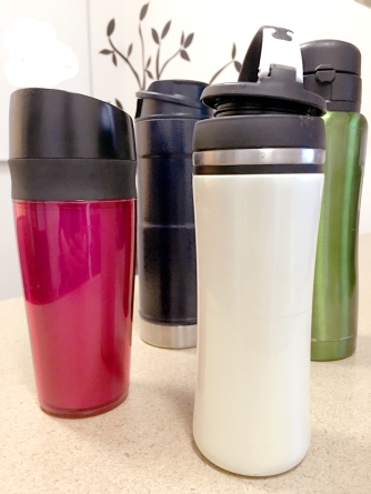 If you're already bringing your thermos to campus, why not participate in the U of U Cup Project?