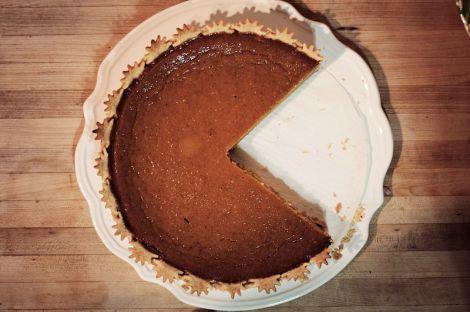 Pacman Pumpkin Pie. Daniel Catt, CC by 2.0.